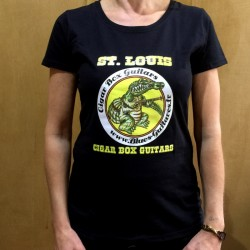 Tee-Shirt StLouis CBG Lady Fit