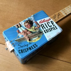 Guitar rice kripies 4 string