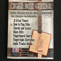 3 string cigar box guitar tabs and note