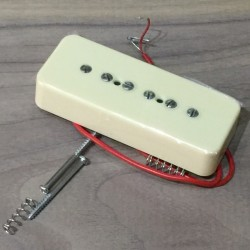 Cream Neck Pickup P90