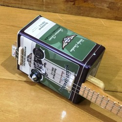 Tin Box Guitar 3 string