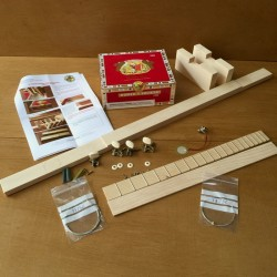 StLouis Cigarbox Guitar Kits