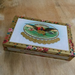 San Cristobal Elegancia Cigar Box