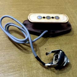 Pre-wired jack vintage single coil pickup