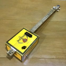 Stlouis Cigarbox Guitar Don Tomas 4 strings